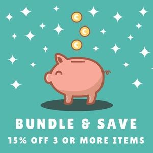 Other - Bundle for a Bigger Discount! 😊